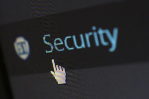 70% of respondents rated security as their top concern