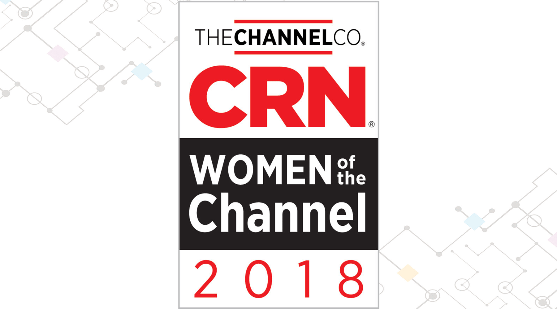 CRN Women of the Channel 2018