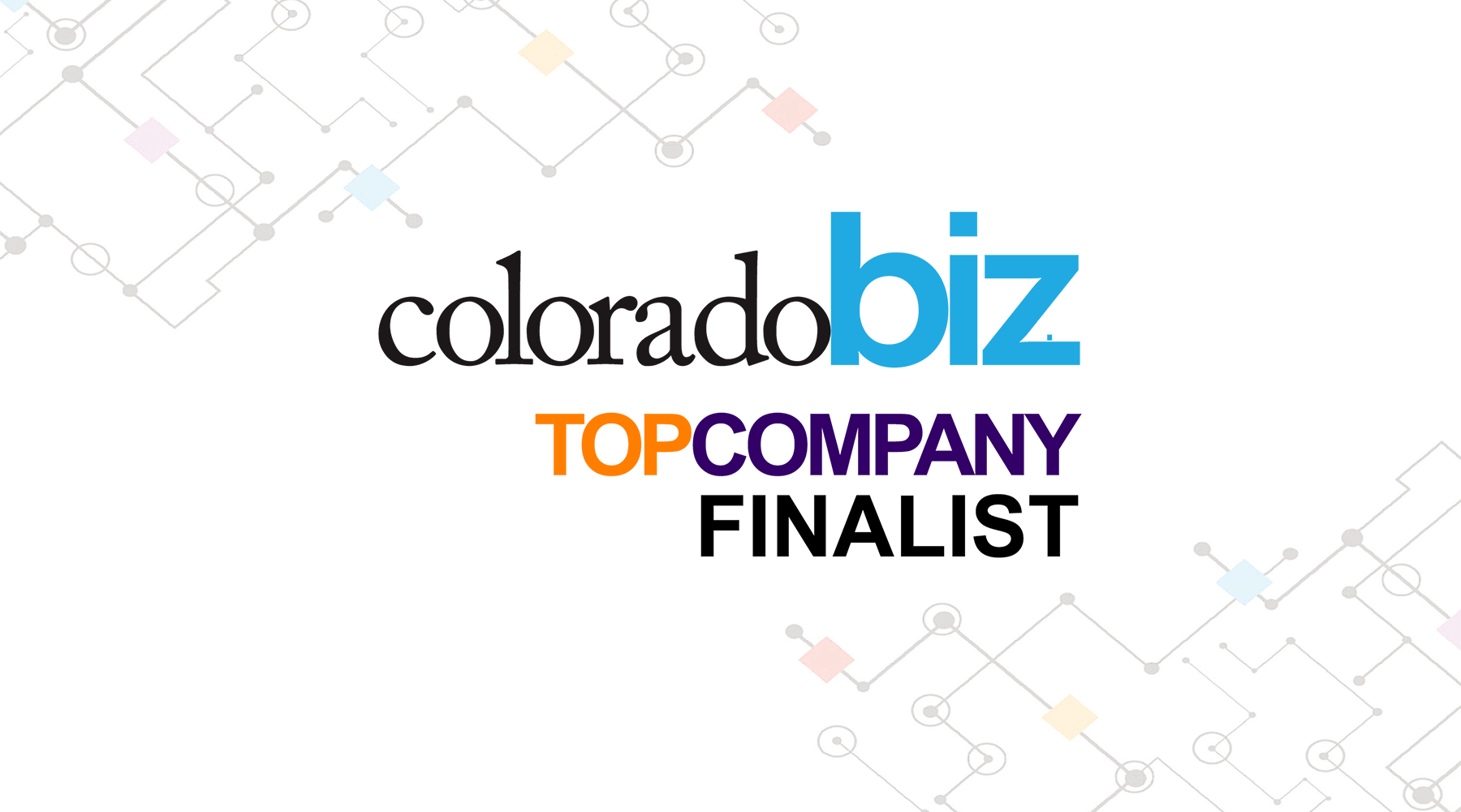 ColoradoBiz Top Company Finalist