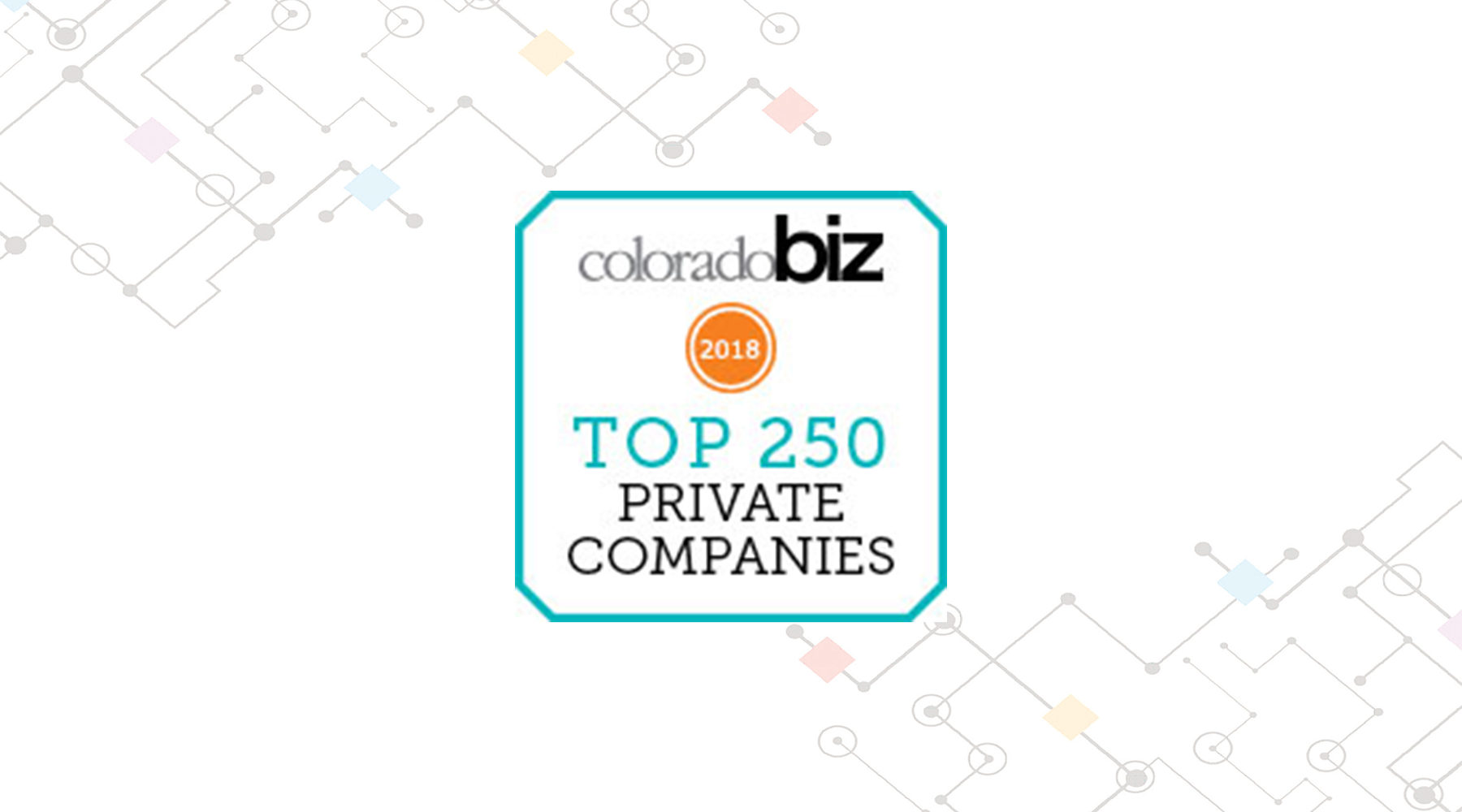 ColoradoBiz Top 250 Private Companies 2018